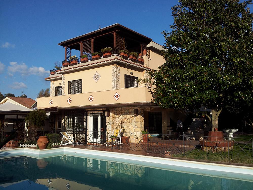 Villa prestigiosa